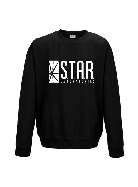 Sudadera de Flash Star Labs