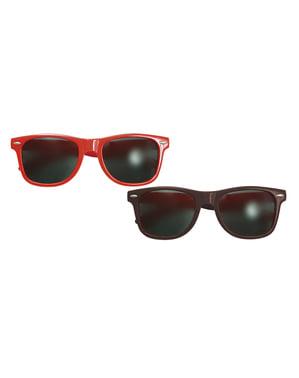 Kacamata Rim Plastik bervariasi untuk orang dewasa