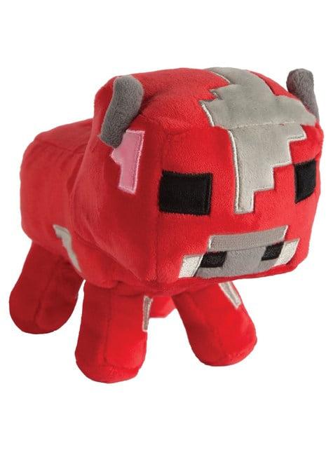 Peluche de Minecraft Bebé Mooshroom 16 cm