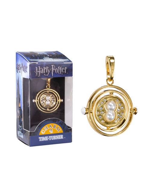 Charme breloque Retourneur de Temps Hermione - Harry Potter