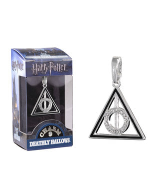 Charme breloque Les Reliques de la Mort Harry Potter