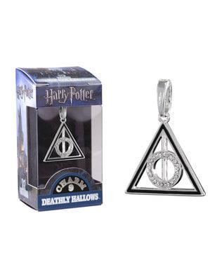 Charm a ciondolo I Doni della Morte Harry Potter