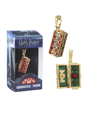 Harry Potter Zwerkbal Kist Charm