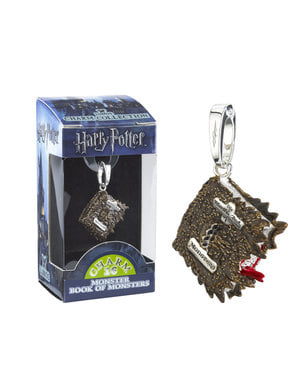 Ciondolo Mostruoso Libro dei Mostri Harry Potter