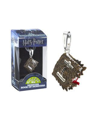 Pingente Livro Monstruoso dos Monstros Harry Potter