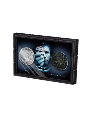 Munten doosje met twee gezichten Harvey Dent Batman The Dark Knight