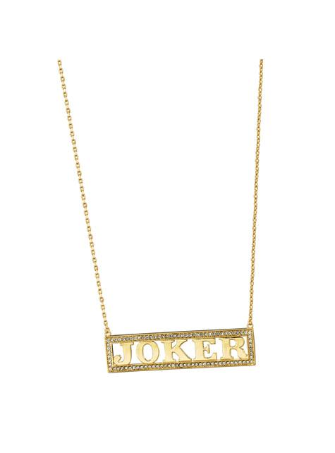 Joker Suicide Squad necklace