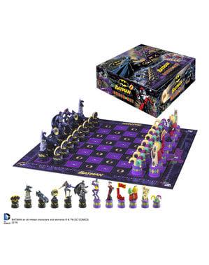 Xadrez Batman vs Joker O Cavaleiro das Trevas