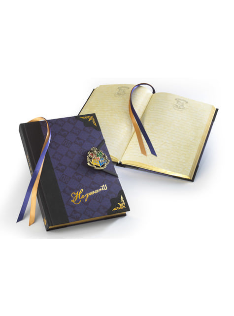 Hogwarts diary Harry Potter