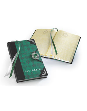 Diario de Slytherin Harry Potter