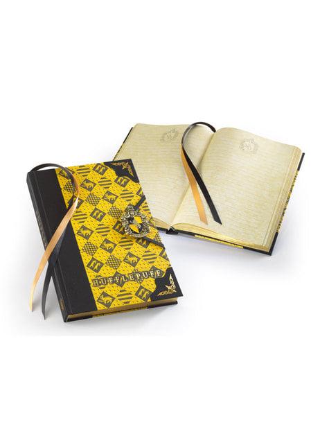 Hufflepuff diary Harry Potter