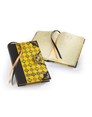 Hufflepuff dagbog Harry Potter