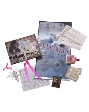 Caixa de Artefactos de Hermione Granger - Harry Potter