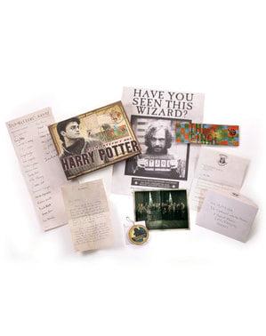 Krabice s artefakty Harry Potter