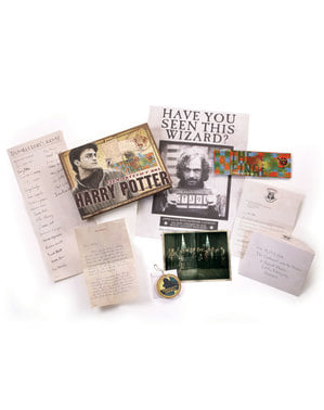 Scatola di Manufatti di Harry Potter