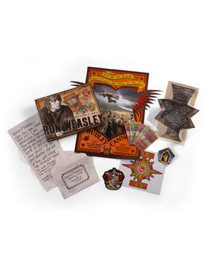 Artefakt Box Ron Weasley Harry Potter
