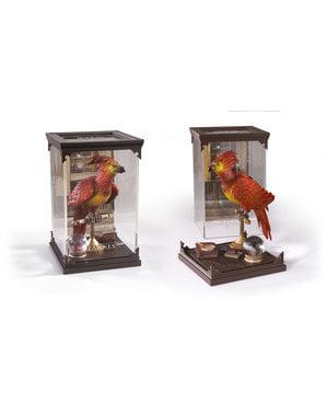 Dekorationsfigur Fawkes fågeln Fenix Harry Potter 19 x 11 cm