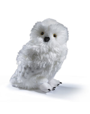 Hedwig the Owl Plush Toy Harry Potter 15 cm