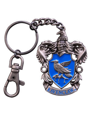 Breloc Casa Ravenclaw Harry Potter