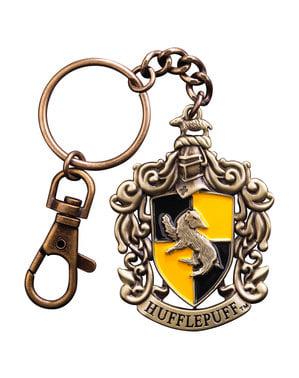 Hufflepuff house keyring Harry Potter