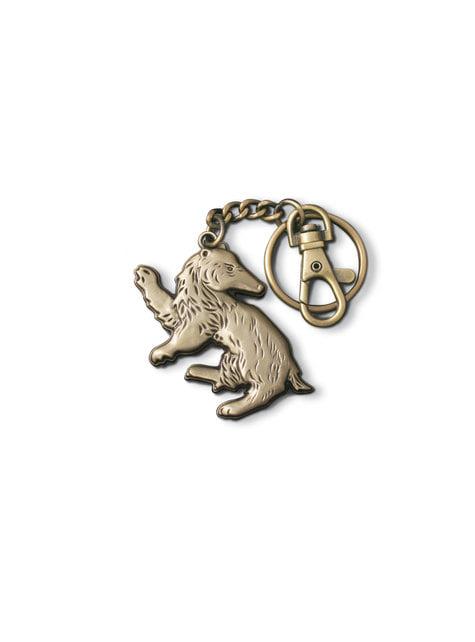 Porta-chaves Texugo de Hufflepuff Harry Potter