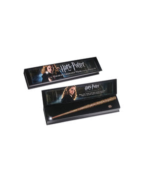Hermione Granger lysende tryllestavs kopi Harry Potter