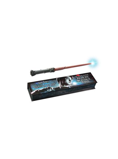 Varinha controlo remoto universal Harry Potter