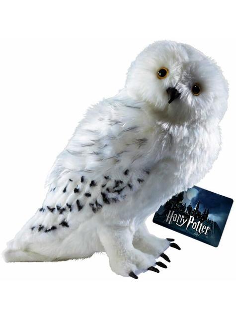 Peluche grande de Hedwig la Lechuza Harry Potter 30 cm