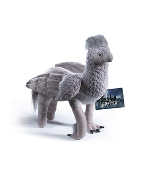 Peluche de Buckbeak o Hipogrifo Harry Potter 33 cm