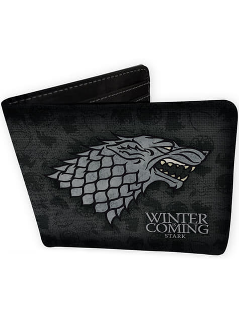 Carteira de Casa Stark Game of Thrones