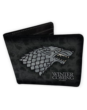 Game of Thrones House Stark lompakko