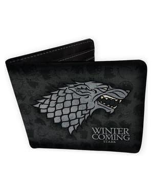 Hus Stark Game of Thrones lommebok