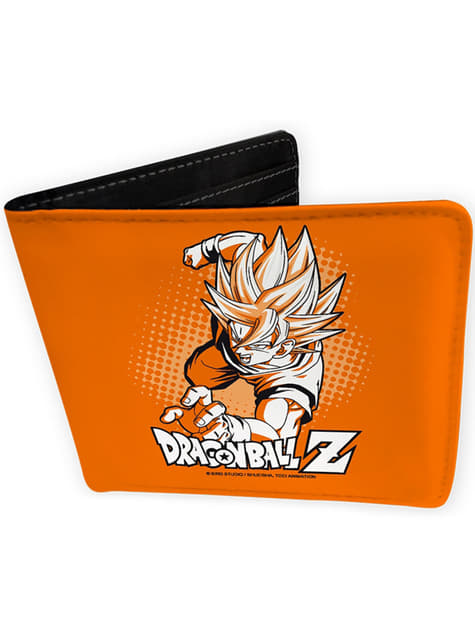 Cartera de Goku Dragon Ball