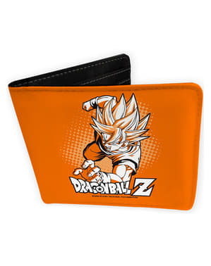 Carteira de Goku Dragon Ball