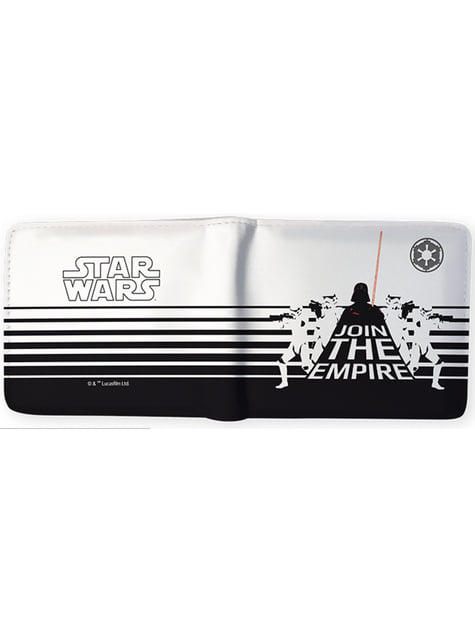Carteira de Star Wars Join the Empire
