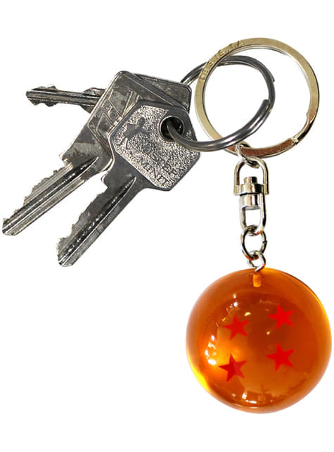 Porta-chaves de Dragon Ball 3D