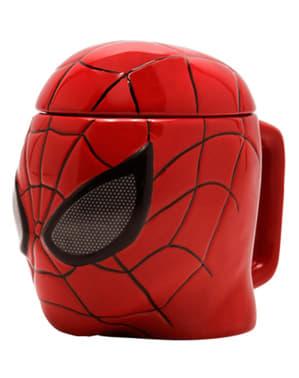 3D Spiderman mug