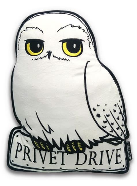 Coussin Hedwige la Chouette Harry Potter | Funidelia
