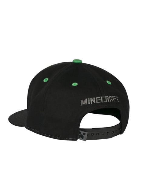 Boné de Minecraft Creepin