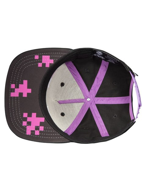 Gorra de Minecraft Enderman Mob