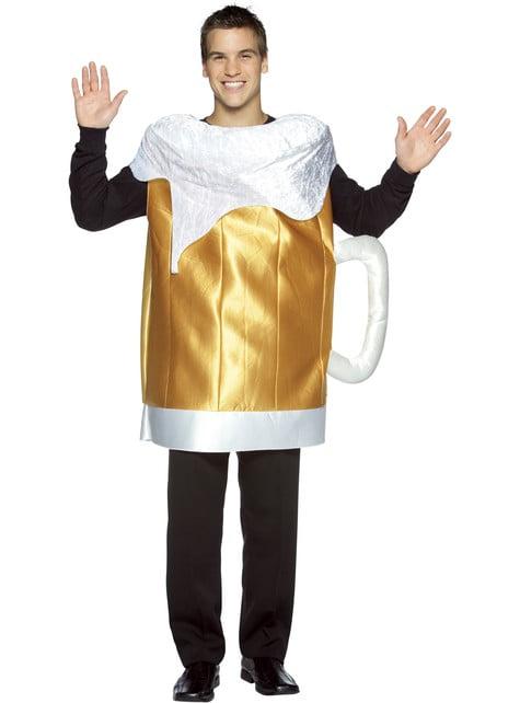 Bierkrug Kostüm
