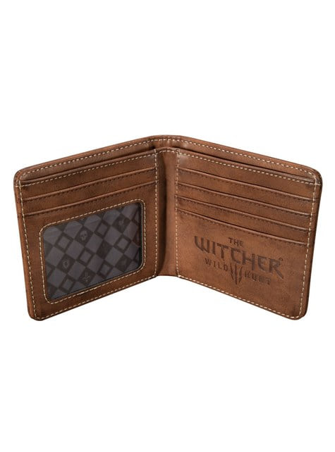 Portefeuille The Witcher Logo imitation cuir