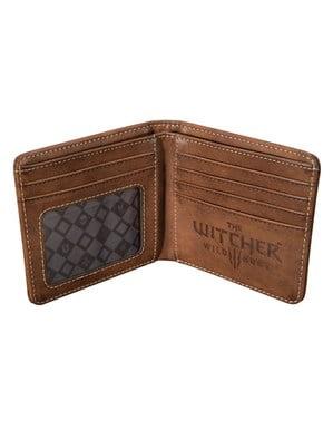 Portemonnaie Logo Witcher Kunstleder