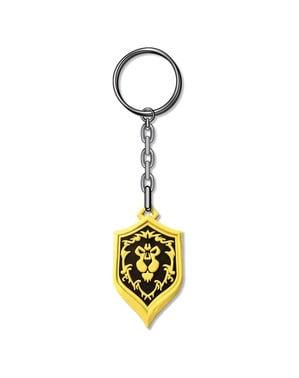 Schlüsselanhänger Wold of Warcraft Allianz