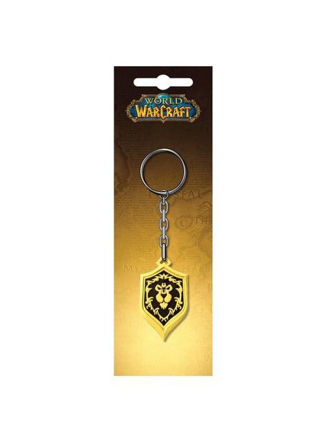 Llavero de World of Warcraft Alianza - barato