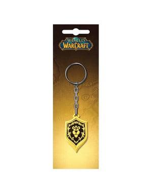 World of Warcraft Alliance nøglering