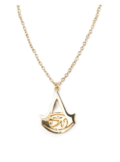 Assassin's Creed Origins Logo necklace