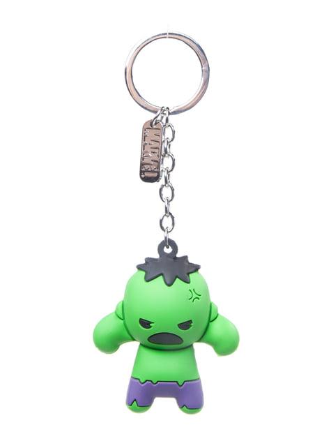 3D klíčenka Hulk