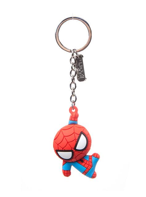 3D klíčenka Spiderman