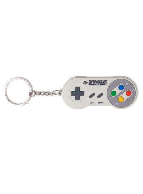 3D Schlüsselanhänger Konsole Nintendo